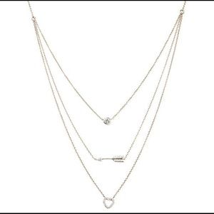 ZokyDoky Jewelry - Sterling Silver Trio of Perfect Layers & Charms